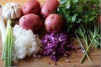 از فواید سبزیجات بنفش بیشتر بدانیم