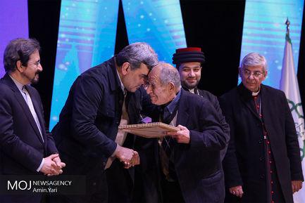 نشست+شهردار+تهران+با+رهبران+دینی+و+شهروندان+مسیحی