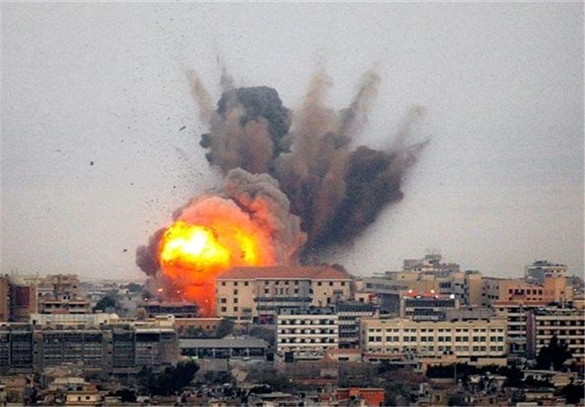 رژیم صهیونیستی سه مسجد در نوار غزه را ویران کرد