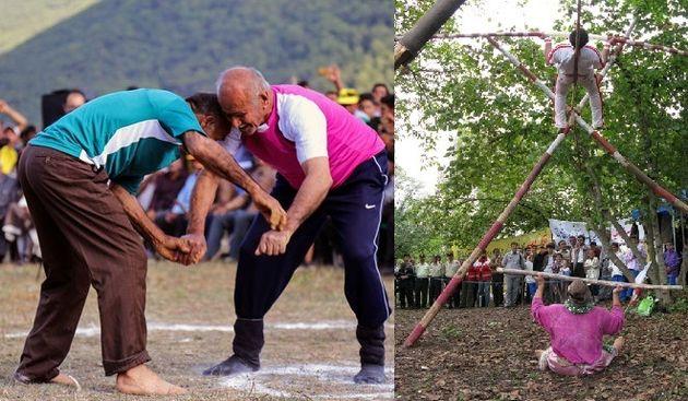بازیهای بومی محلی گیلان گنجینه ای از نشاط و امید