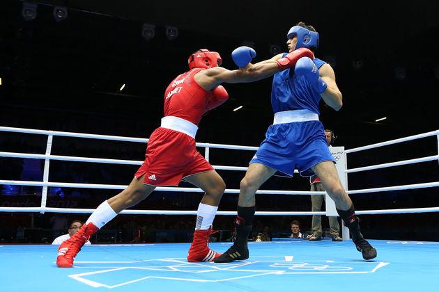 مسابقات بوکس جوانان مازندران در فریدونکنار برگزار می شود