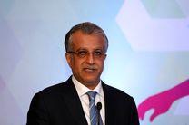 رئیس AFC عید قربان را به مهدی تاج تبریک گفت