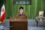 سخنرانی تلویزیونی رهبر انقلاب بهمناسبت ولادت حضرت رسول اکرم(ص)