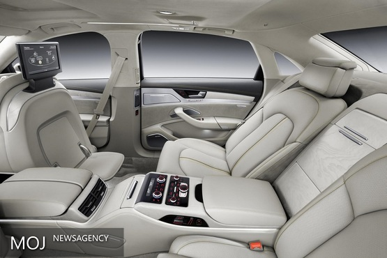 لوکس ترین خودروی مفهومی جهان + عکس