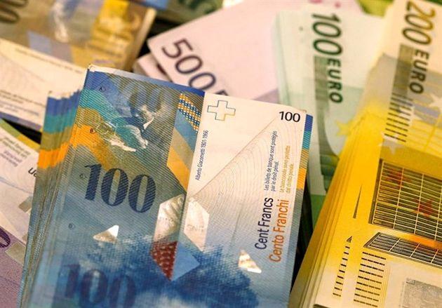 قیمت یورو در سامانه نیما 9282 تومان