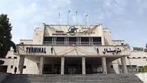 کلیه پروازهای ترمینال ۱ فرودگاه مهرآباد به ترمینال ۲ منتقل شد