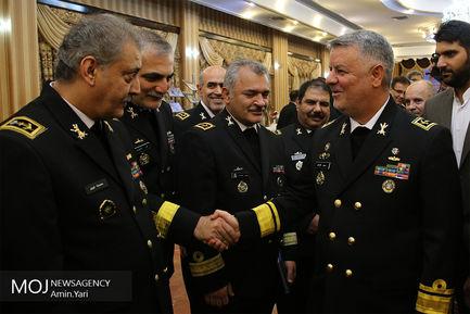 بزرگداشت روز نیروی دریایی ارتش