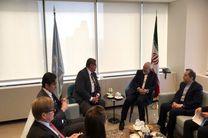 ظریف با وزیرخارجه فنلاند دیدار و گفتگو کرد