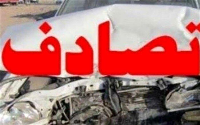 یک کشته و 2 مصدوم در اثرتصادف سواری 206 با کامیون کشنده در اصفهان