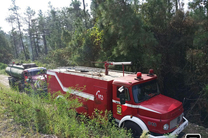 ۲۲ عملیات  و خدمات ایمنی به شهروندان توسط آتش نشانان رشت