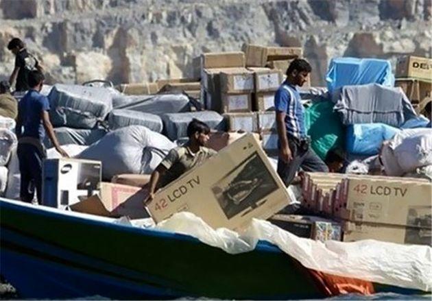 کشف محموله چهار میلیارد ریالی کالای قاچاق توسط دریابانان ماهشهری