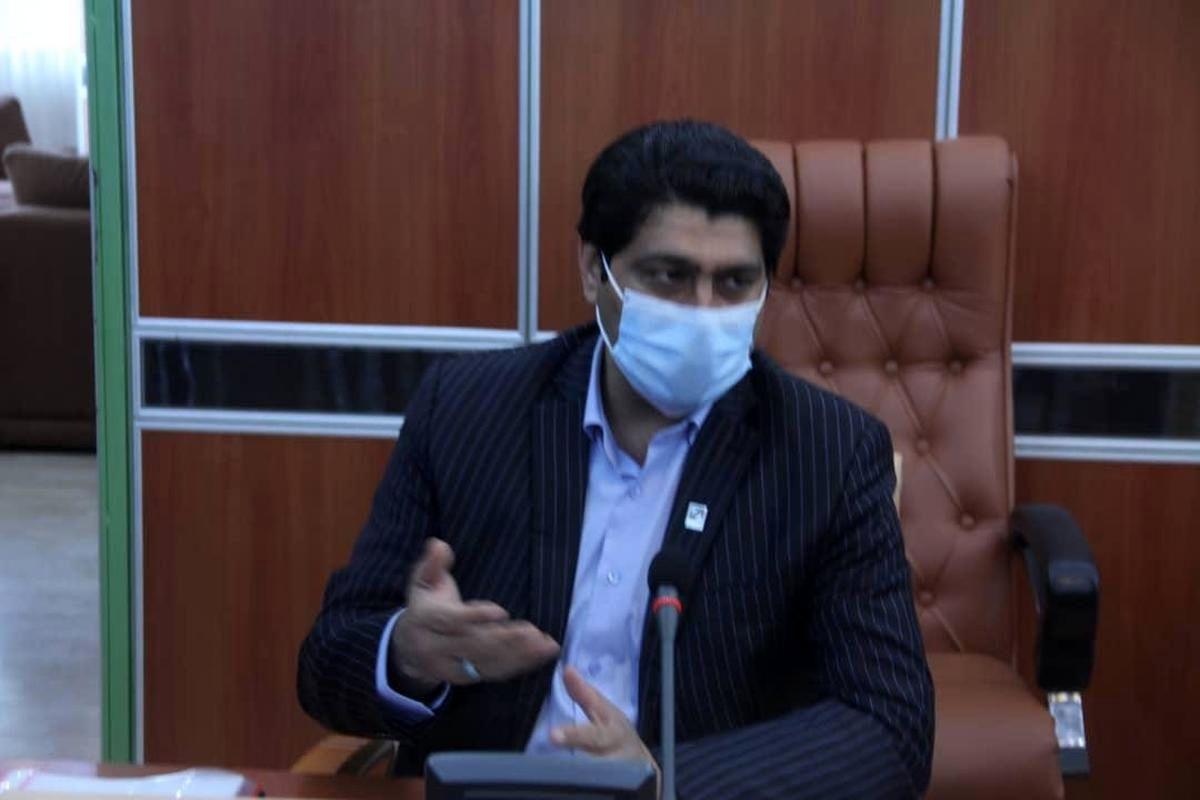 914 هزار تن کالا از مرز بین المللی مهران به عراق صادر شد