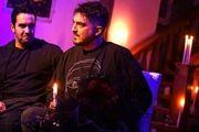 مهمانی نیما شاهرخ شاهی در مجموعه شام ایرانی