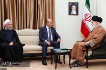 کشورهای بدخواه نمی خواهند عراق و منطقه روی آرامش را ببینند