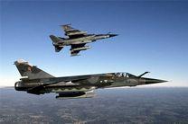 حمله جنگندههای رژیم صهیونیستی به غزه