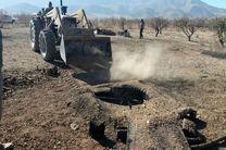 انسداد 60 حلقه چاه غیرمجاز در استان اردبیل