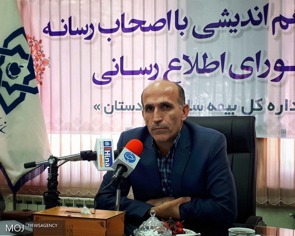 900 هزار بیمه شده کردستانی مشمول  طرح پزشک خانواده هستند