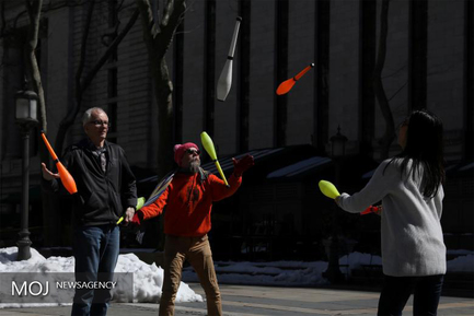 جشن بهاری در مناطق مختلف دنیا