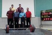 کسب 2 مدال نقره توسط وزنه برداران در شهرضا