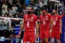 پخش زنده بازی والیبال ایران و آلمان از شبکه سه سیما