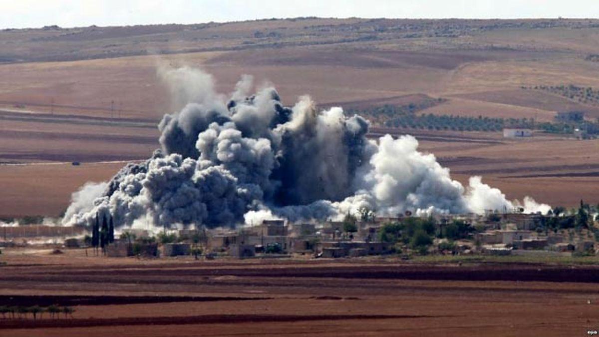 هلاکت حدود ۲۰۰ تروریست در حمله هوایی روسیه در سوریه