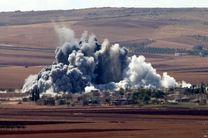جنگنده های عراقی، مخفیگاه های داعش در سوریه را بمباران کردند