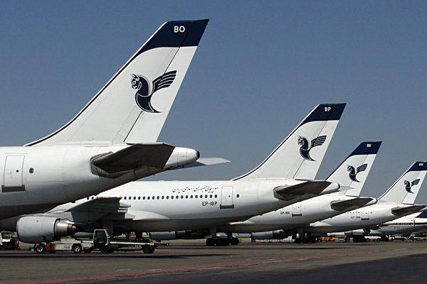 فرود آخرین پرواز حج به تهران و کمترین تاخیر در پرواز