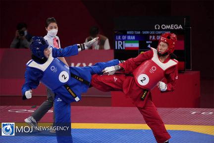 المپیک توکیو رقابت های شنا، بوکس و تکواندوی تیمی