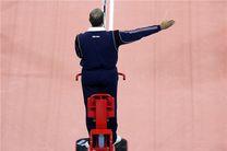 دواران بازی والیبال ایران و فرانسه مشخص شدند