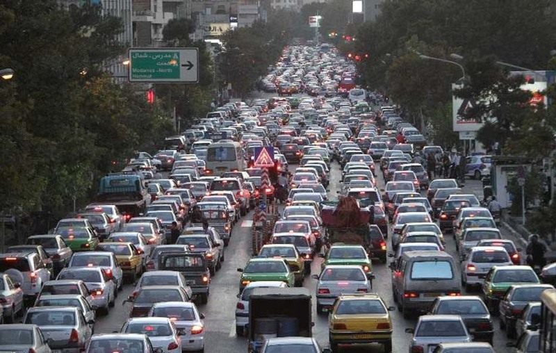 آخرین وضعیت ترافیکی و جوی جاده ها در 12 خرداد ماه