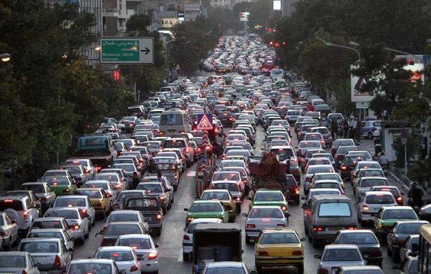 آخرین وضعیت ترافیکی و جوی جاده در اول خرداد