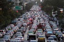 آخرین وضعیت ترافیکی و جوی جادهها در 4 تیر