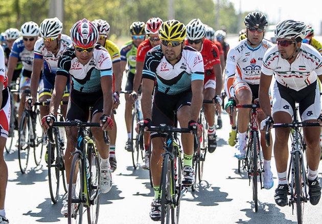 پورسیدی در پایان تور دوچرخهسواری آلماتی قزاقستان هشتم شد