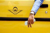 توقیف تاکسی هایی که پروتکل های بهداشتی ستاد کرونا را رعایت نکنند