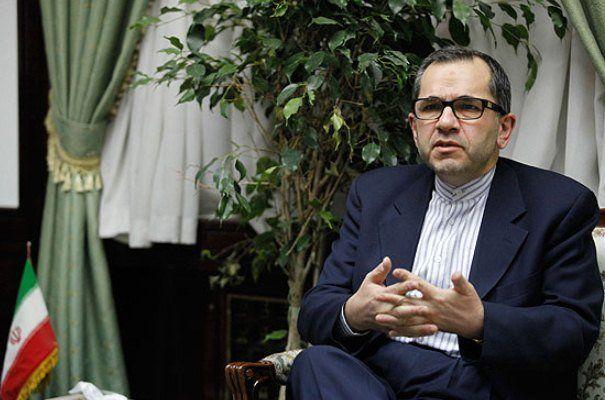 ایران به دنبال درگیری و جنگ نیست