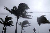 احتمال افزایش سرعت باد و بروز گرد و غبار در هرمزگان