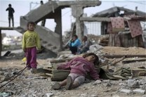 بیاعتنایی اسرائیل به شهروندان فلسطین جرائم جنگی است