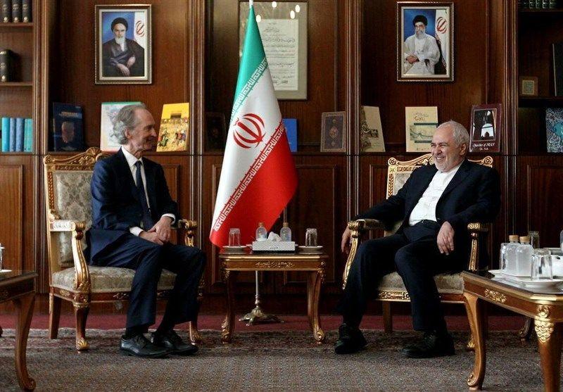 نماینده ویژه دبیرکل سازمان ملل با ظریف دیدار می کند