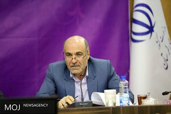 علی هادی چگنی معاون سازمان ثبت اسناد و املاک کشور شد