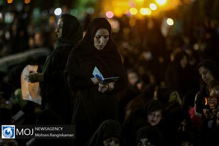 احیای شب بیست و سوم ماه مبارک رمضان در هیئت عشاق الحسین تهران
