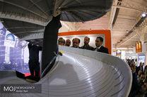 افتتاح نمایشگاه بین المللی معدن،صنایع معدنی، ماشین آلات و تجهیزات وابسته