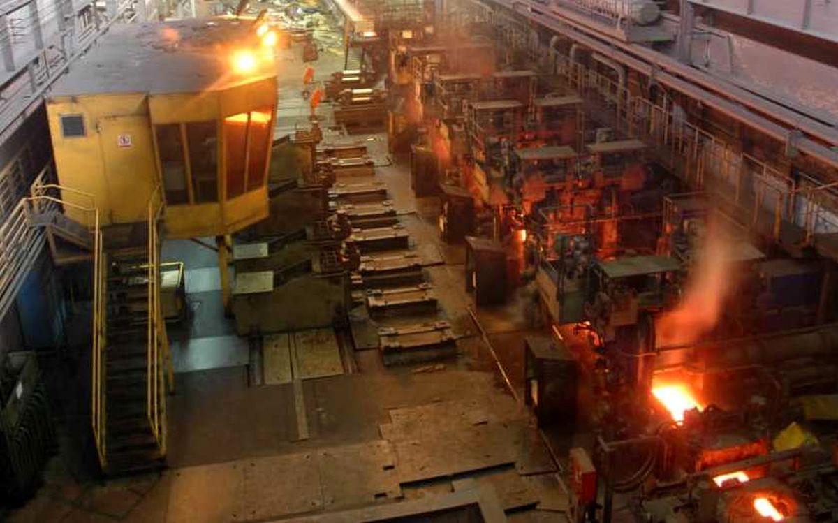 کیفیت 98.4 درصدی محصولات فولاد سبا همزمان با رکورد تولید