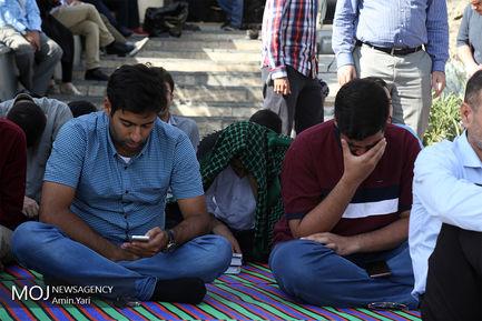 مراسم دعای عرفه