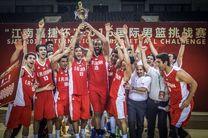 تیم ملی بسکتبال ایران به لیتوانی رسید