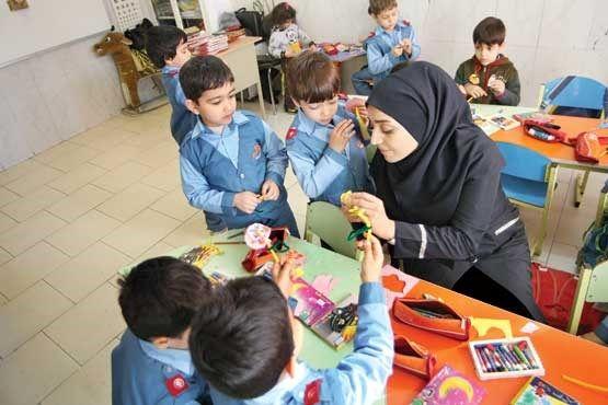 اولین المپیاد فکری سرگرمی و آموزشی در یزد برگزار شد