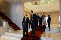 ظریف با رئیس جمهور سوریه دیدار کرد