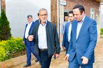 نایب رئیس اول مجلس شورای اسلامی از منطقه آزاد انزلی بازدید کرد