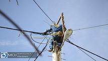 کمبود زیرساختهای برق در بعضی نقاط استان