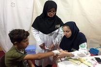 ارائه خدمات درمانی به بیش از 7 هزار زائر توسط موکب بیمارستان بانک ملی ایران