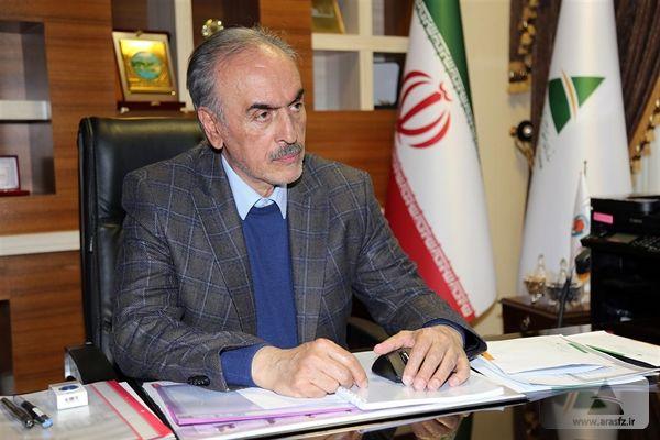سهمیه واردات پوشاک منطقه آزاد ارس یک میلیون و پانصد هزار دلار افزایش یافت